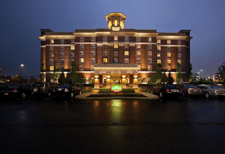 Courtyard by Marriott Easton-Columbus, Columbus, Hotel Front – Evening/Night