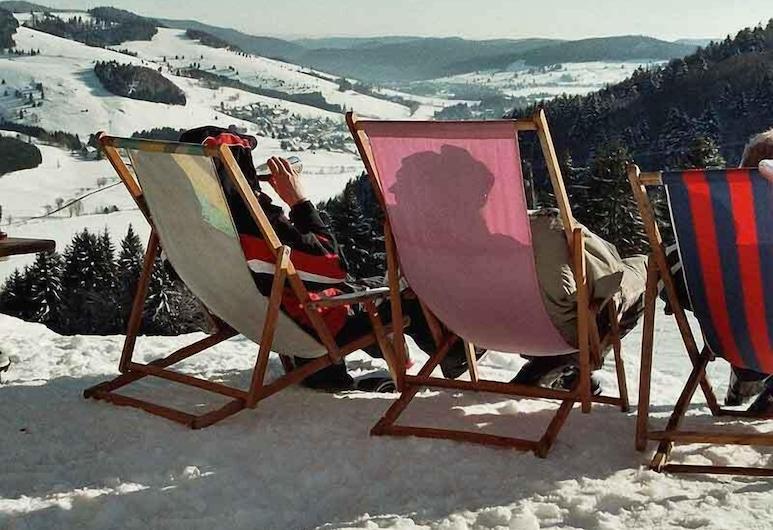 Hotel Landgasthof Adler, Bernau, Deportes de invierno