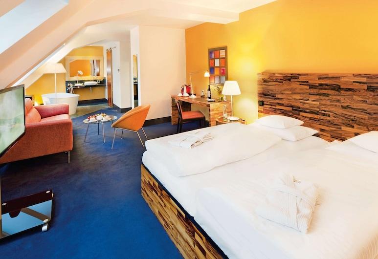 Movenpick Hotel Berlin, Berlin, Guest Room