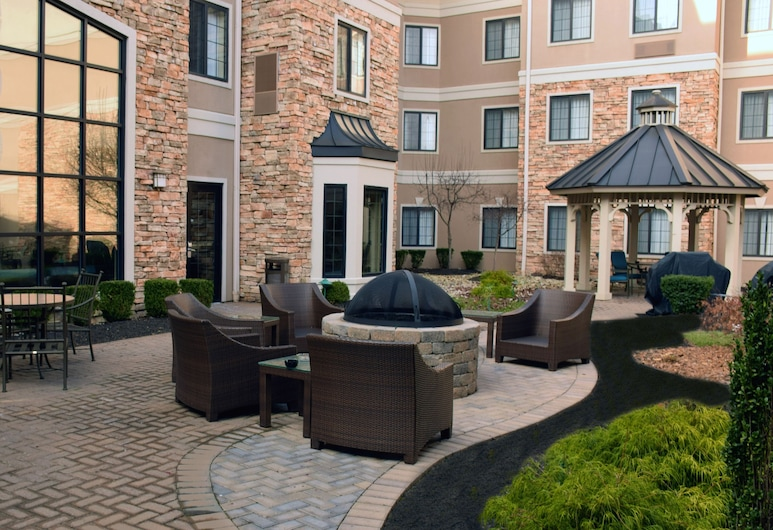 Staybridge Suites Cincinnati North, West Chester, Balkonas