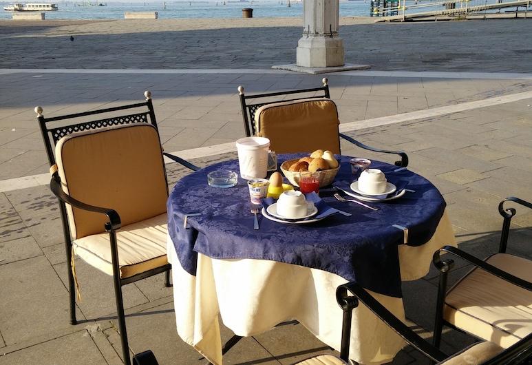 Hotel Ca' Formenta, Venise, Terrasse/Patio