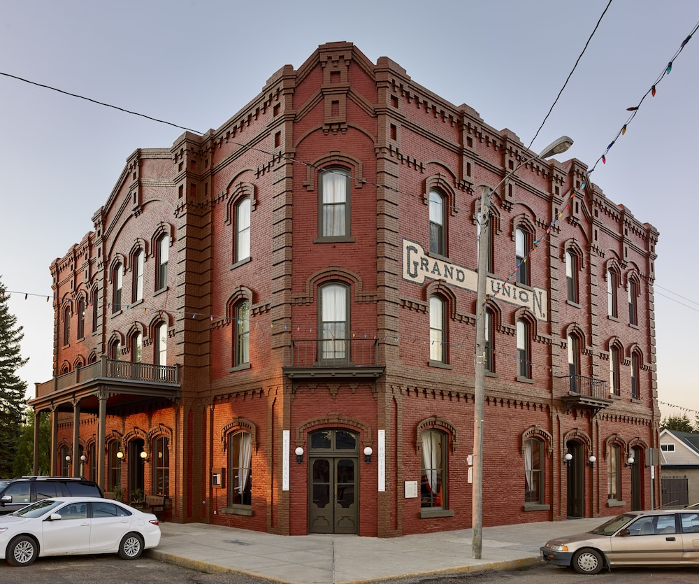 Grand Union Hotel Fort Benton