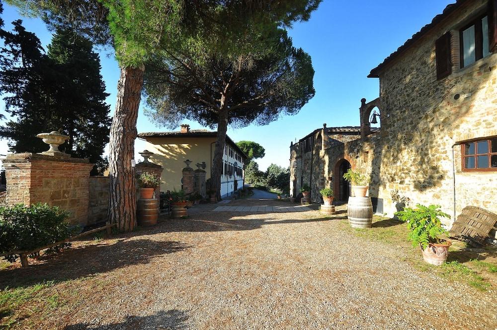 هوتل كاسافراسي, Castellina in Chianti