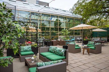 A(z) Park Inn by Radisson Stockholm Solna hotel fényképe itt: Solna
