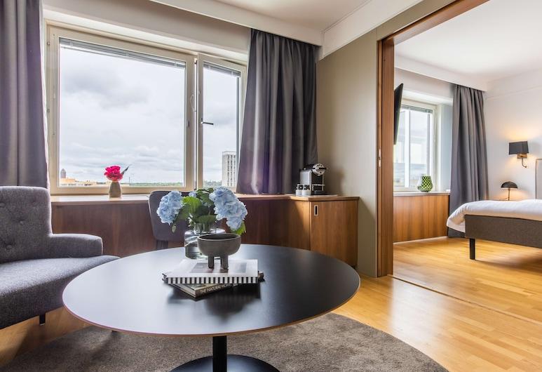 Park Inn by Radisson Stockholm Solna, Solna, Σουίτα, Δωμάτιο επισκεπτών