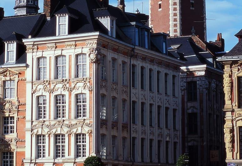 里爾中心維里爾美居酒店, Lille, 家庭複式房屋, 城市景觀