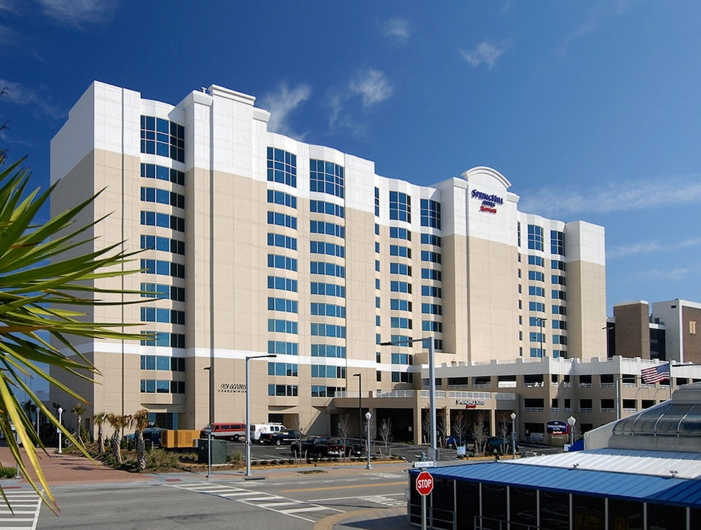 Book Springhill Suites By Marriott Virginia Beach