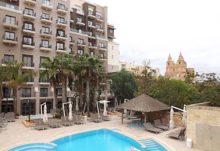 Maritim Antonine Hotel & Spa Malta, Mellieha, Außenpool