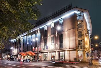 Kraków — zdjęcie hotelu Radisson Blu Hotel, Krakow
