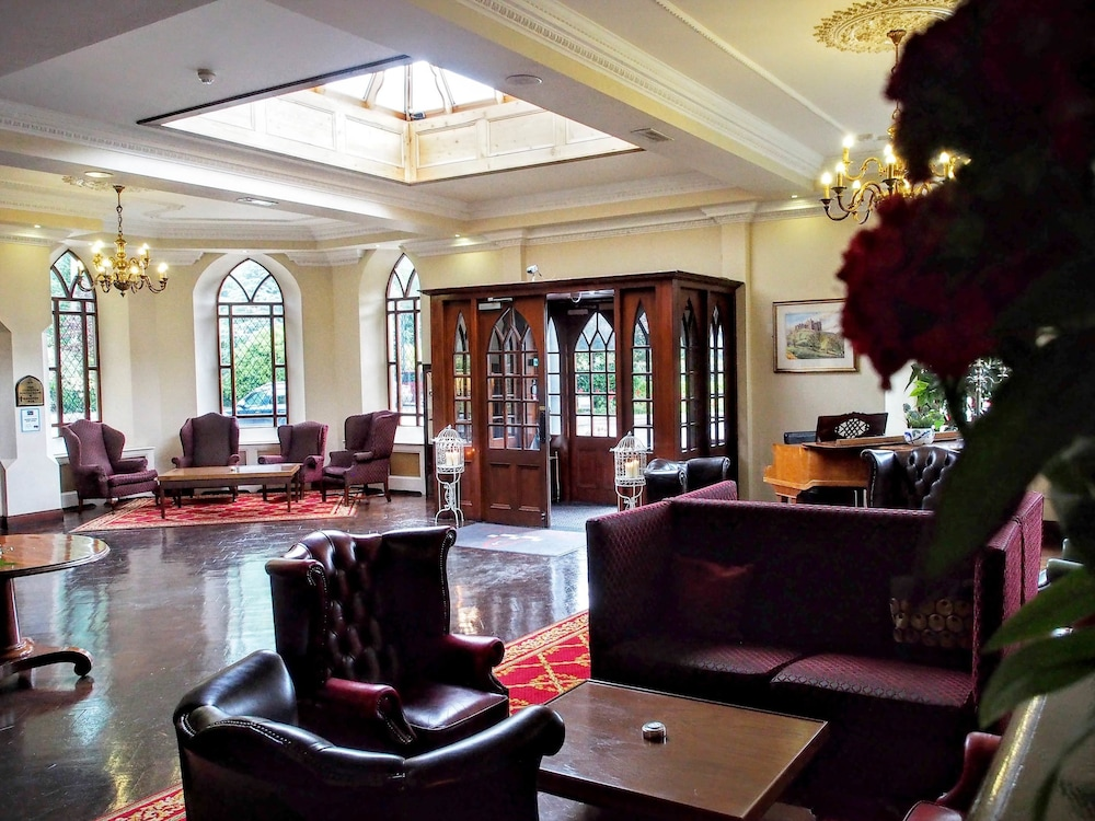 Great National Abbey Court Hotel Spa Nenagh Reception