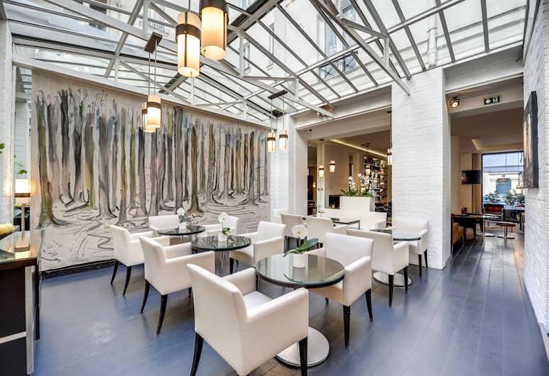 Hotel Le A, Paris, Dining