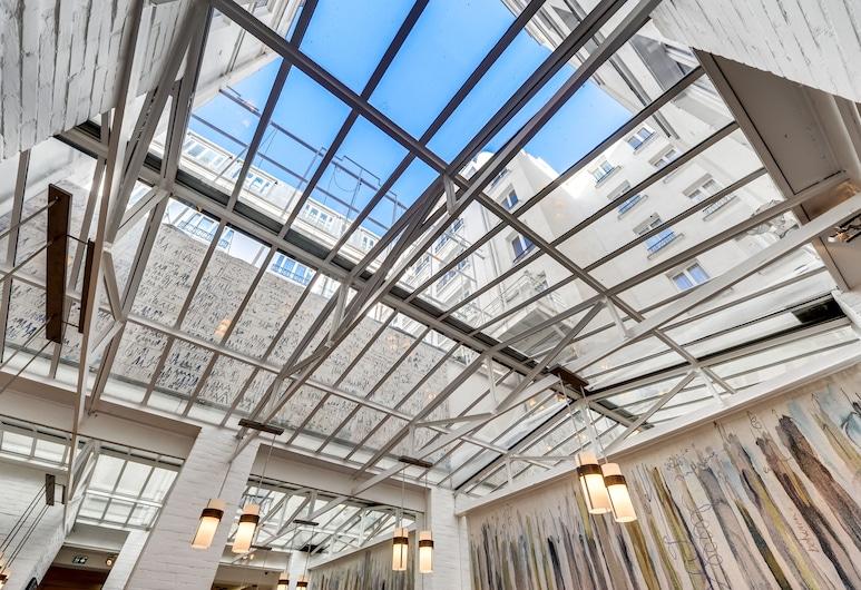 Hotel Le A, Paris, Hotel Interior