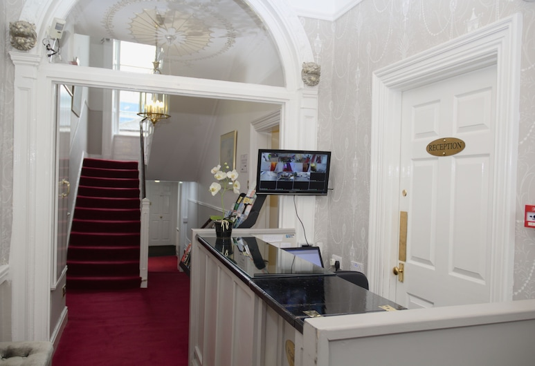 Latchfords Self Catering Apartments, Δουβλίνο, Εσωτερική είσοδος