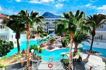 A(z) Lagos de Fañabé hotel fényképe itt: Adeje