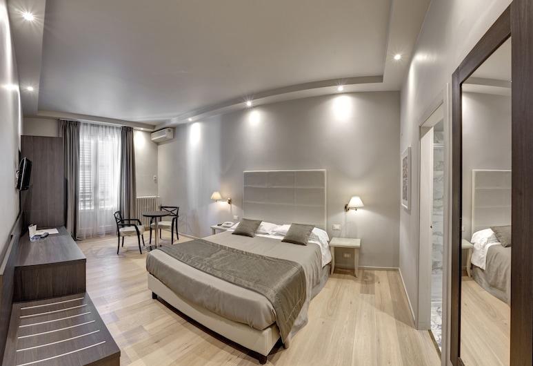 維托里亞飯店, 法恩紮, 高級雙人房, 1 間臥室, 客房