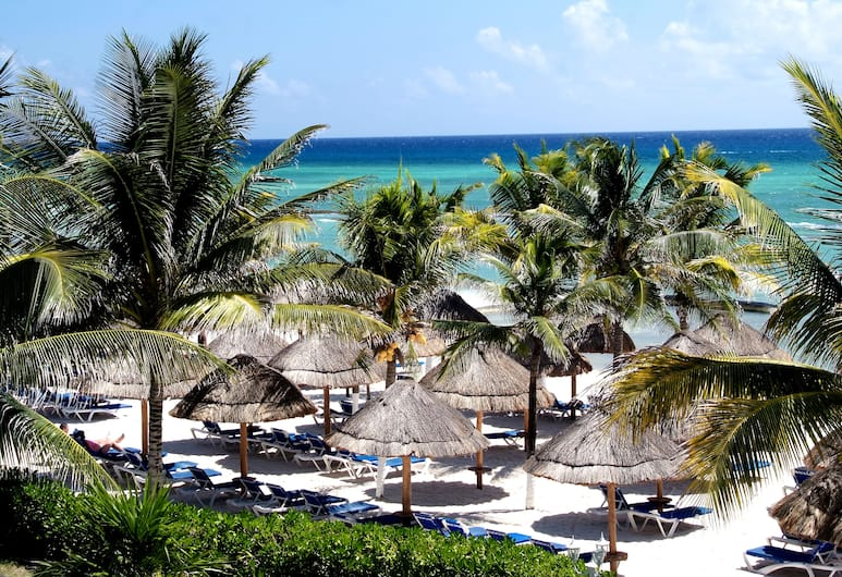 Sandos Caracol Eco Resort - All Inclusive, Playa del Carmen, Beach