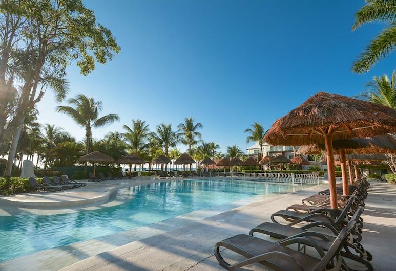Sandos Caracol Eco Resort - All Inclusive, Плая-дель-Кармен, Відкритий басейн