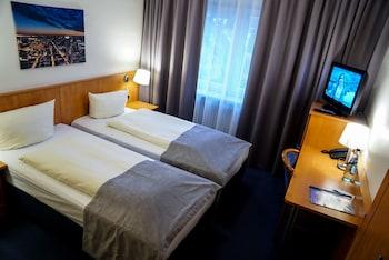 프랑크푸르트의 호텔 니더래더 호프 사진