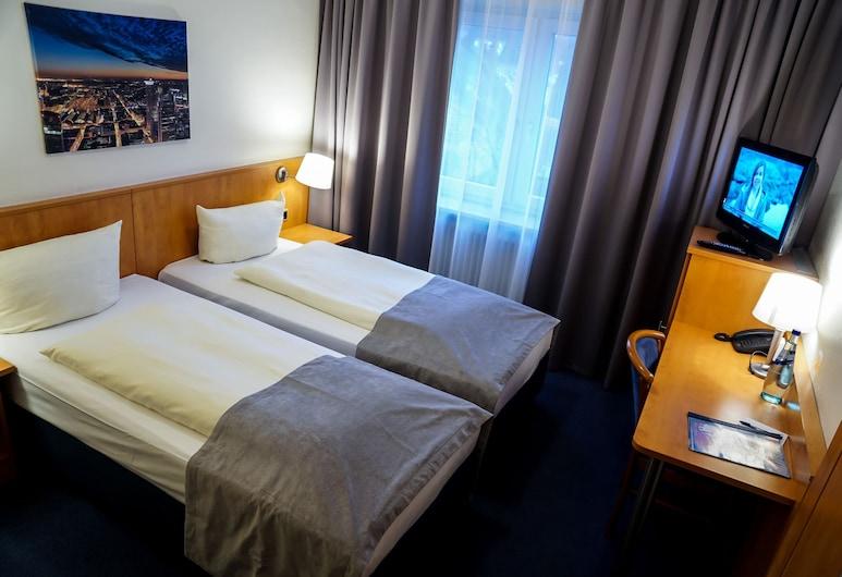 Hotel Niederraeder Hof, Frankfurt, Habitación doble estándar, Habitación