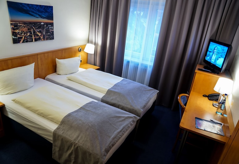 Hotel Niederraeder Hof, Frankfurt, Standard-Doppelzimmer, Zimmer