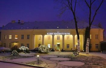 Naktsmītnes Mabre Residence Hotel attēls vietā Viļņa