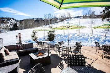 Snowmass Village bölgesindeki The Timberline Condominiums resmi