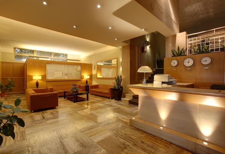 Hotel Delle Nazioni, Florencia, Recepcia