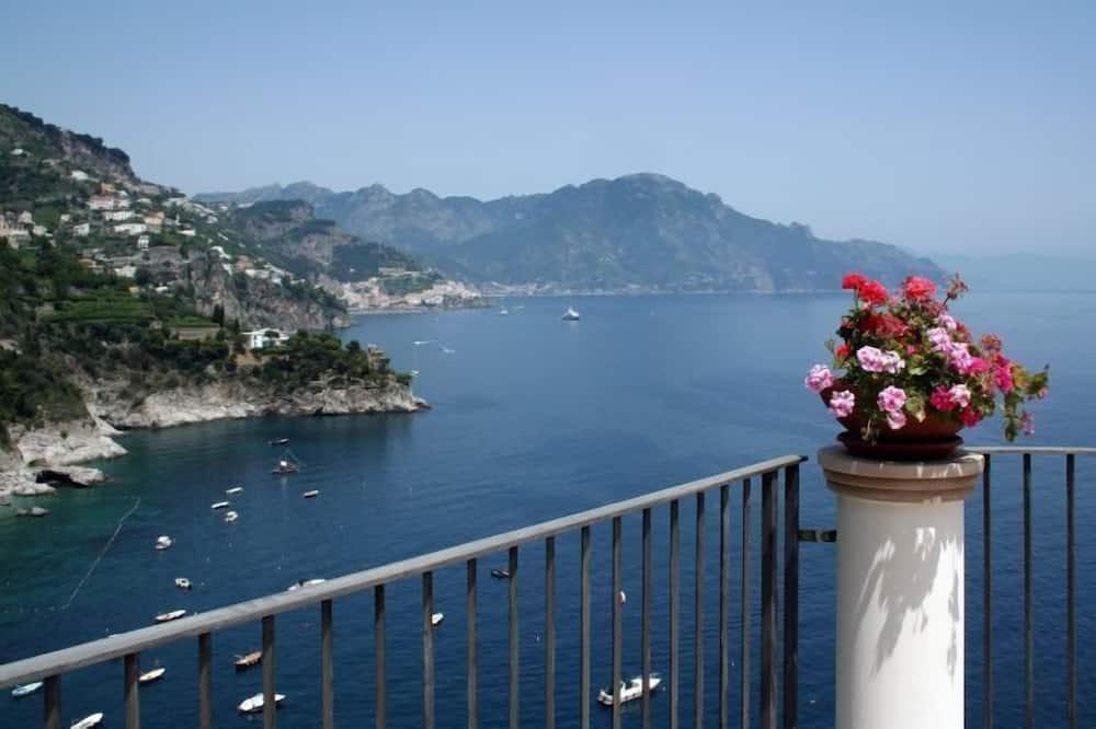 Doppia Comfort, balcone, vista mare (Mediterranea) - Balcone