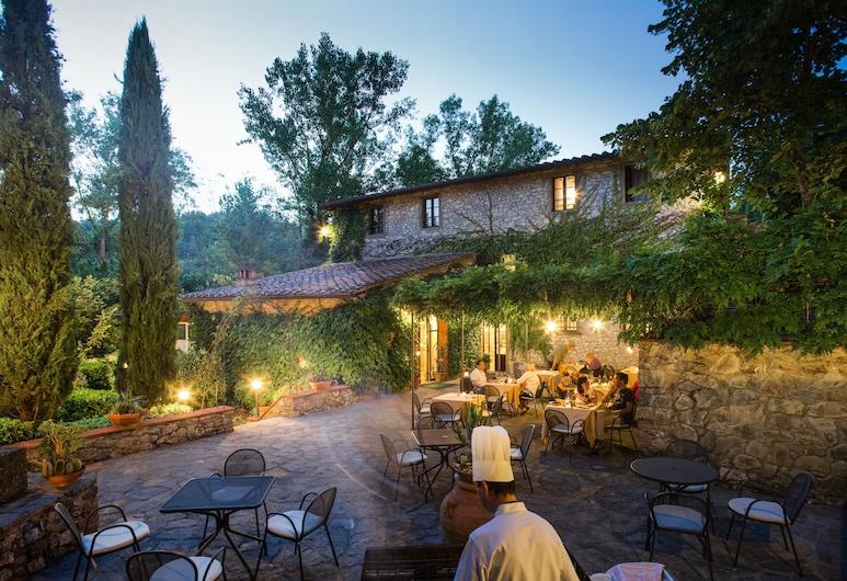 L'Ultimo Mulino, Gaiole in Chianti, Outdoor Dining