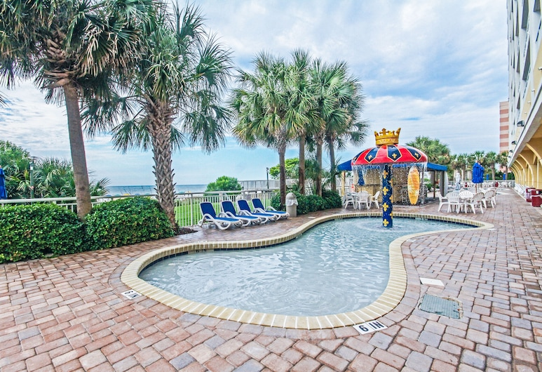 Camelot By The Sea by Oceana Resorts, Myrtle Beach, Piscina per bambini