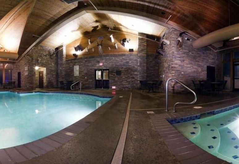 Holiday Inn Express Hotel & Suites McCall-The Hunt Lodge, Makolas, Vidaus baseinas