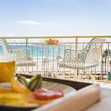 Panoramic Double Room, Terrace, Sea View - In-Room Dining