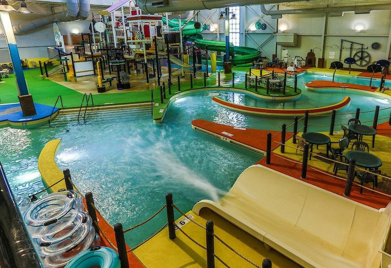 Grand Harbor Resort and Waterpark, Dubuque, Water Park