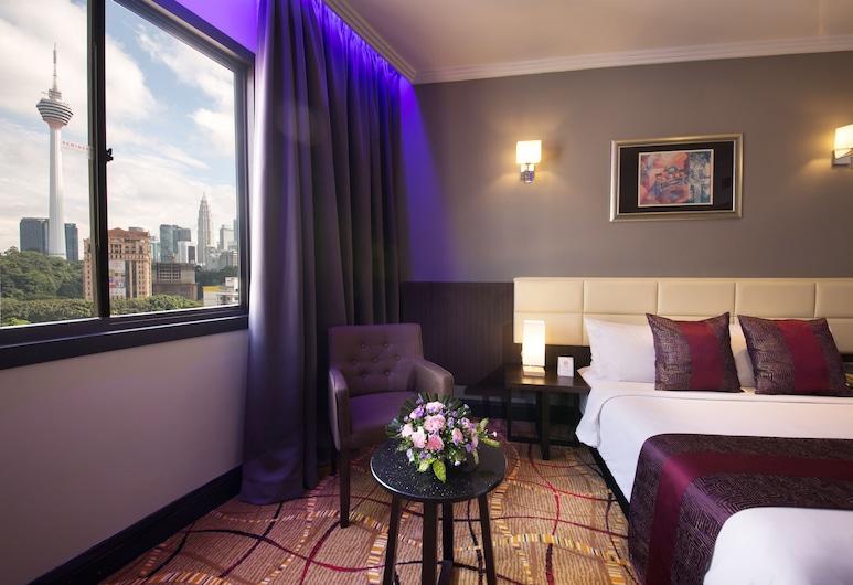 Ancasa Hotel & Spa Kuala Lumpur, Kuala Lumpur, Superior szoba, Vendégszoba