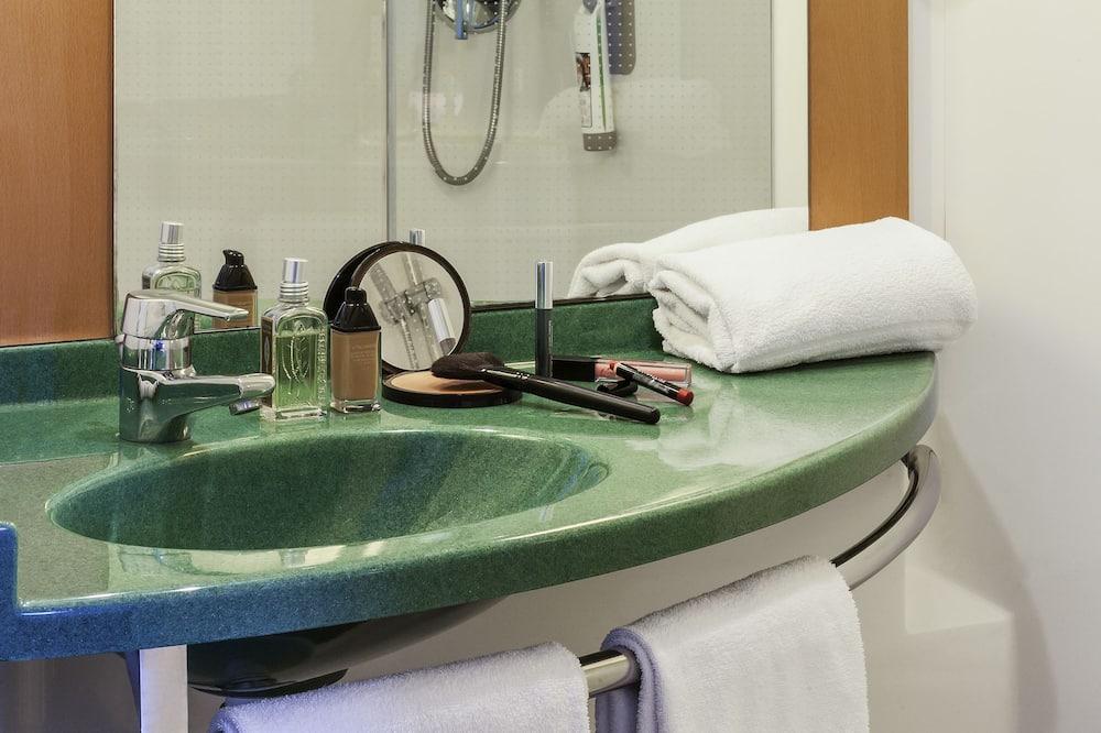Chambre Standard, 1 lit une place - Salle de bain