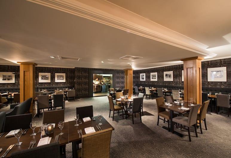 GoGlasgow Urban Hotel by Compass Hospitality, Glasgow, Restoranas