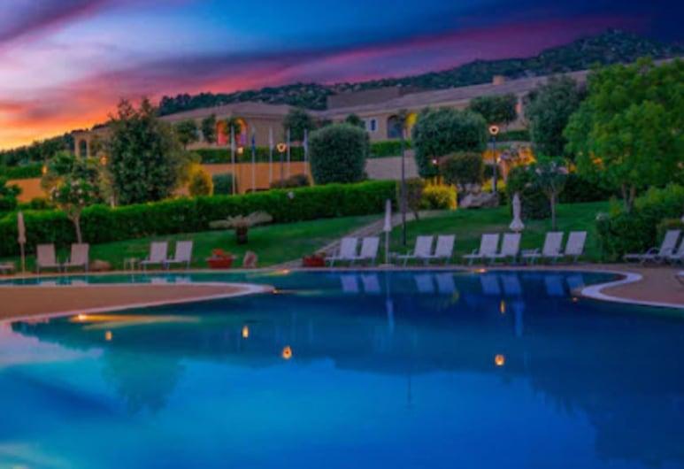 Geovillage Hotel, Olbia, Piscina al aire libre