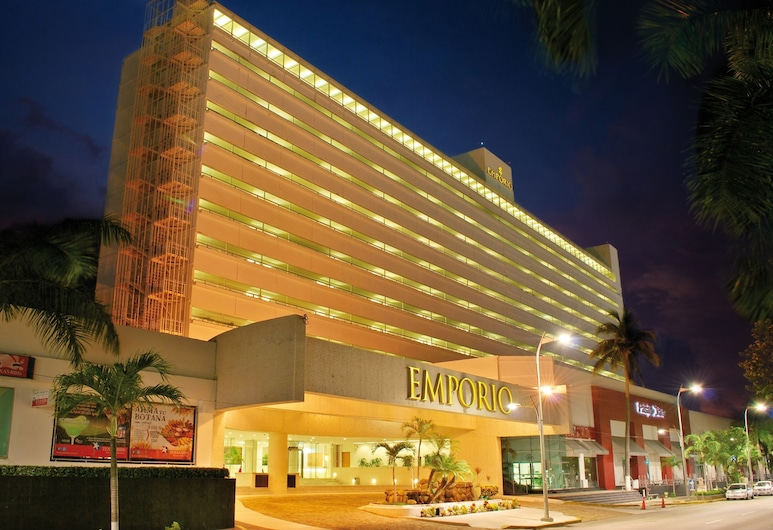 Hotel Emporio Acapulco, Acapulco, Facciata hotel