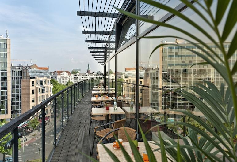 Come Inn Berlin Kurfürstendamm, Berlín, Terraza o patio