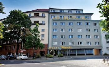 Selline näeb välja Novum Hotel Franke Berlin am Kurfürstendamm, Berliin
