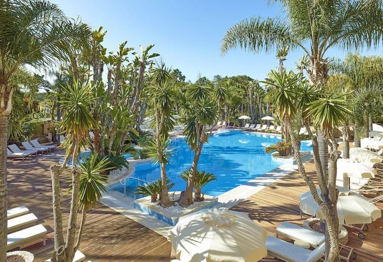 Ria Park Hotel & Spa, Almancil, Välibassein