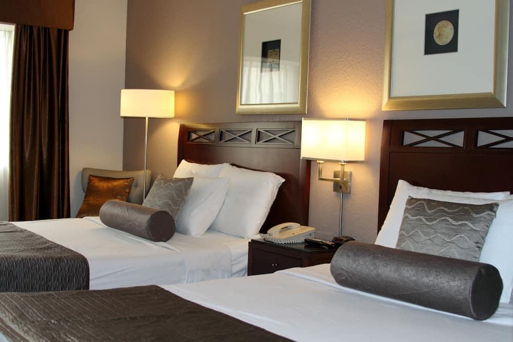 ห้องสแตนดาร์ด, เตียงใหญ่ 2 เตียง - ห้องพัก