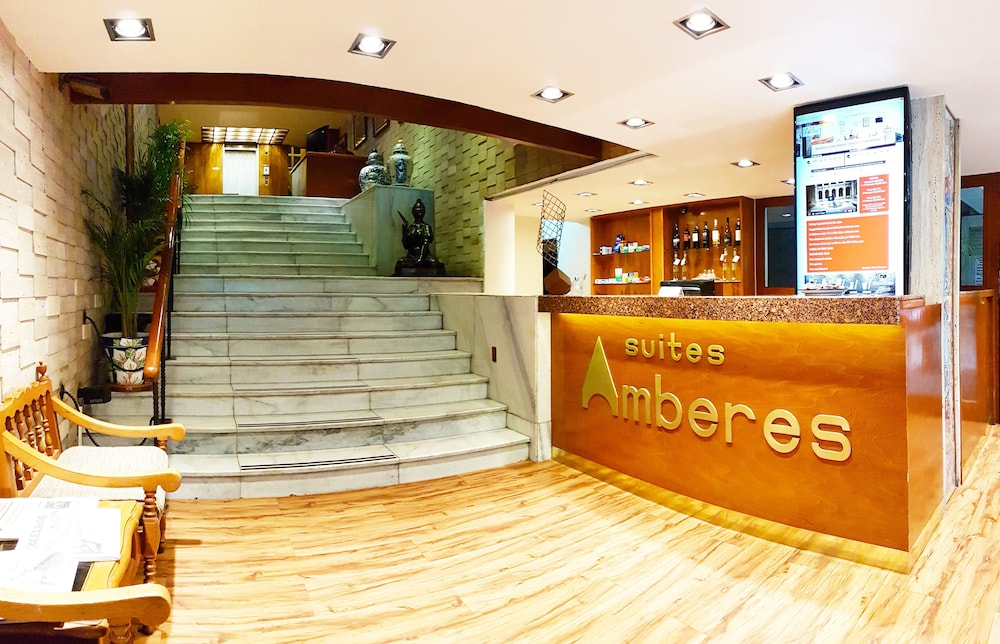 Hotel Suites Amberes, Mexico City