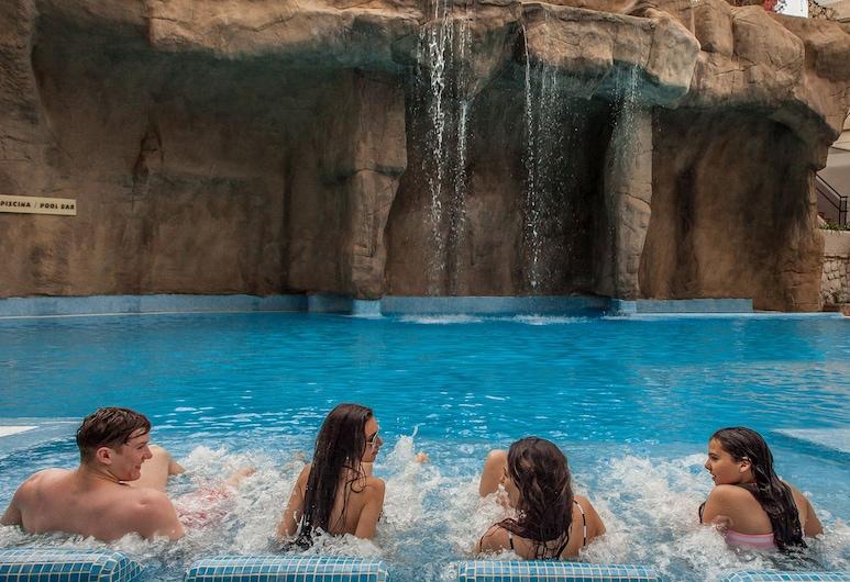 Magic Aqua Rock Gardens, Benidorm, Açık Yüzme Havuzu