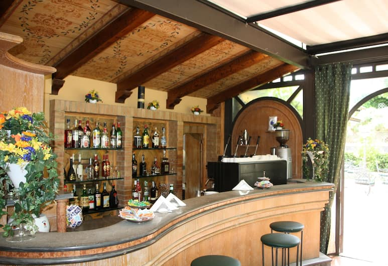Culture Hotel Villa Capodimonte, Naples, Bar Hotel