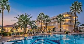 Pontecagnano Faiano — zdjęcie hotelu Hotel Olimpico