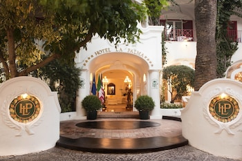 Picture of Hotel La Palma in Capri