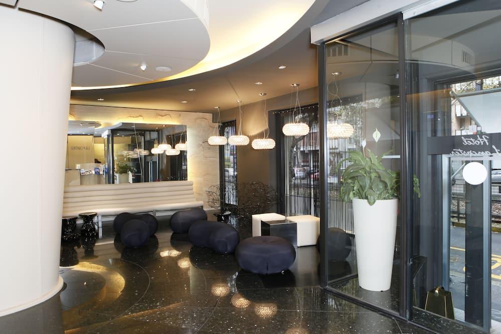 Hotelový salónik
