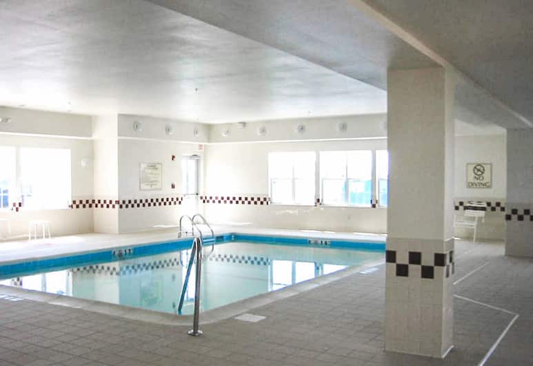Residence Inn by Marriott Indianapolis Northwest, Indianapolis, Innendørsbasseng