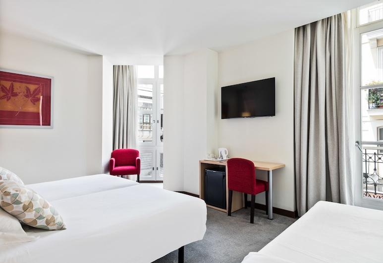 Abba Santander Hotel, Santander, Triple Room, Zimmer